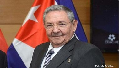 Visita del Presidente Raúl Castro  a México